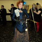 TARDIS dress pic by Colleen Egan Hillerup